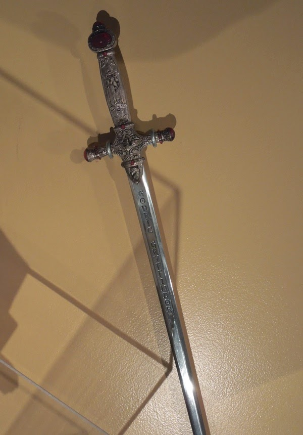 how to make gryffindor sword