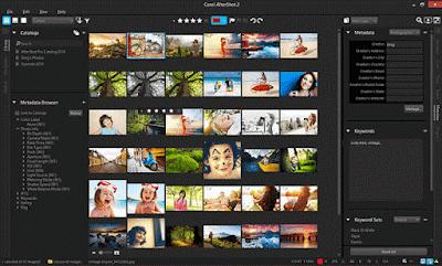 تحميل , برنامج , Corel Aftershot 2 , الصور , تعديل الصور