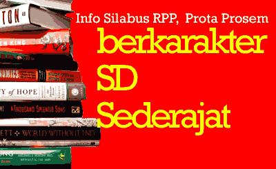 Silabus dan RPP tematik untuk Guru SD kelas 2
