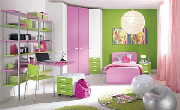 cuartos color verdes – Dabcre.com