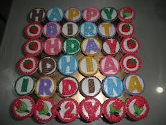Cupcakes yang ceria sokmo