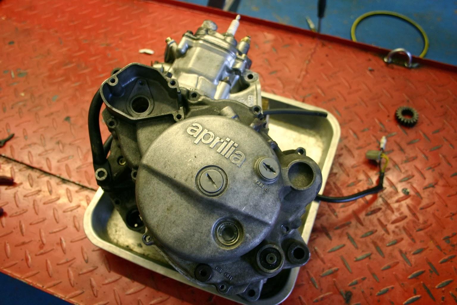 aprilia rs 125 owners manual