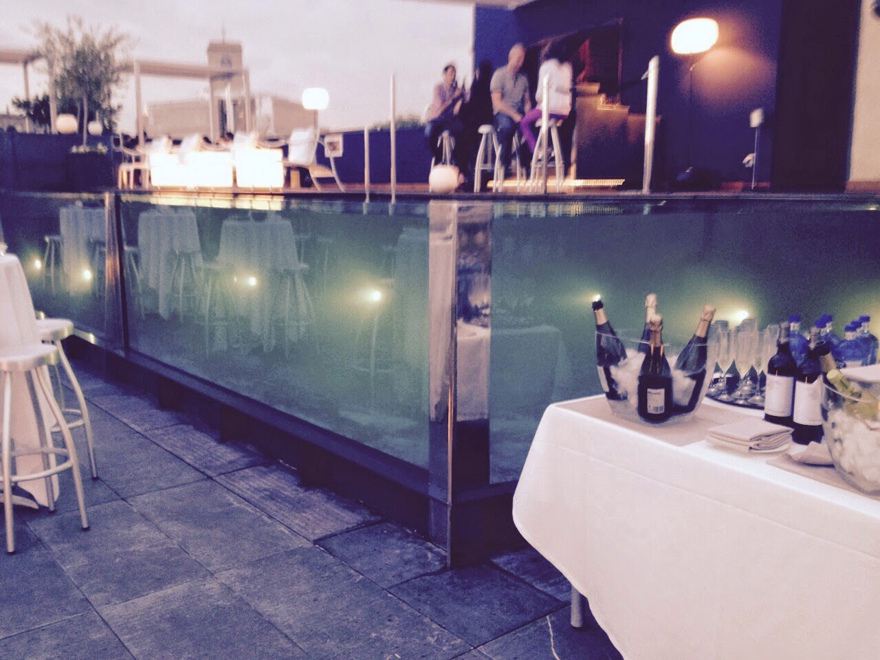 magica barcelona terraza piscina vistas 360º restaurantes cocktails noche ocio