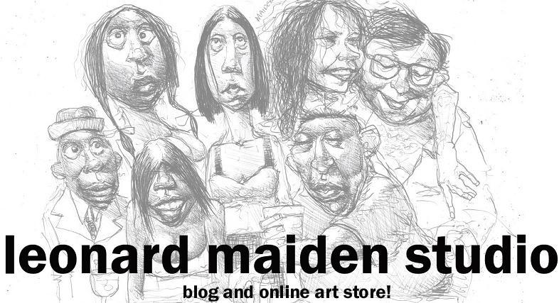 Leonard Maiden