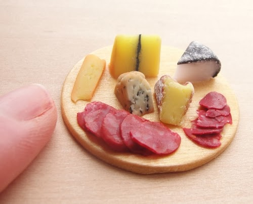 12-Cheese-and-Meat-Board-Small-Miniature-Food-Doll-Houses-Kim-Fairchildart-www-designstack-co