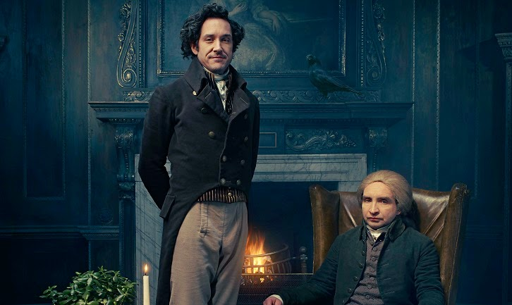 POLL : What did you think of Jonathan Strange & Mr Norrell - The Friends of English Magic?