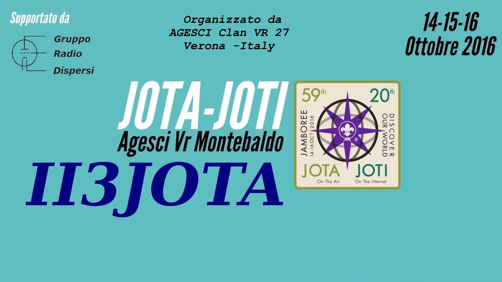 Nominativo Speciale II3JOTA