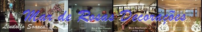 Mar de Rosas Decorações /Hora do Sim Eventos