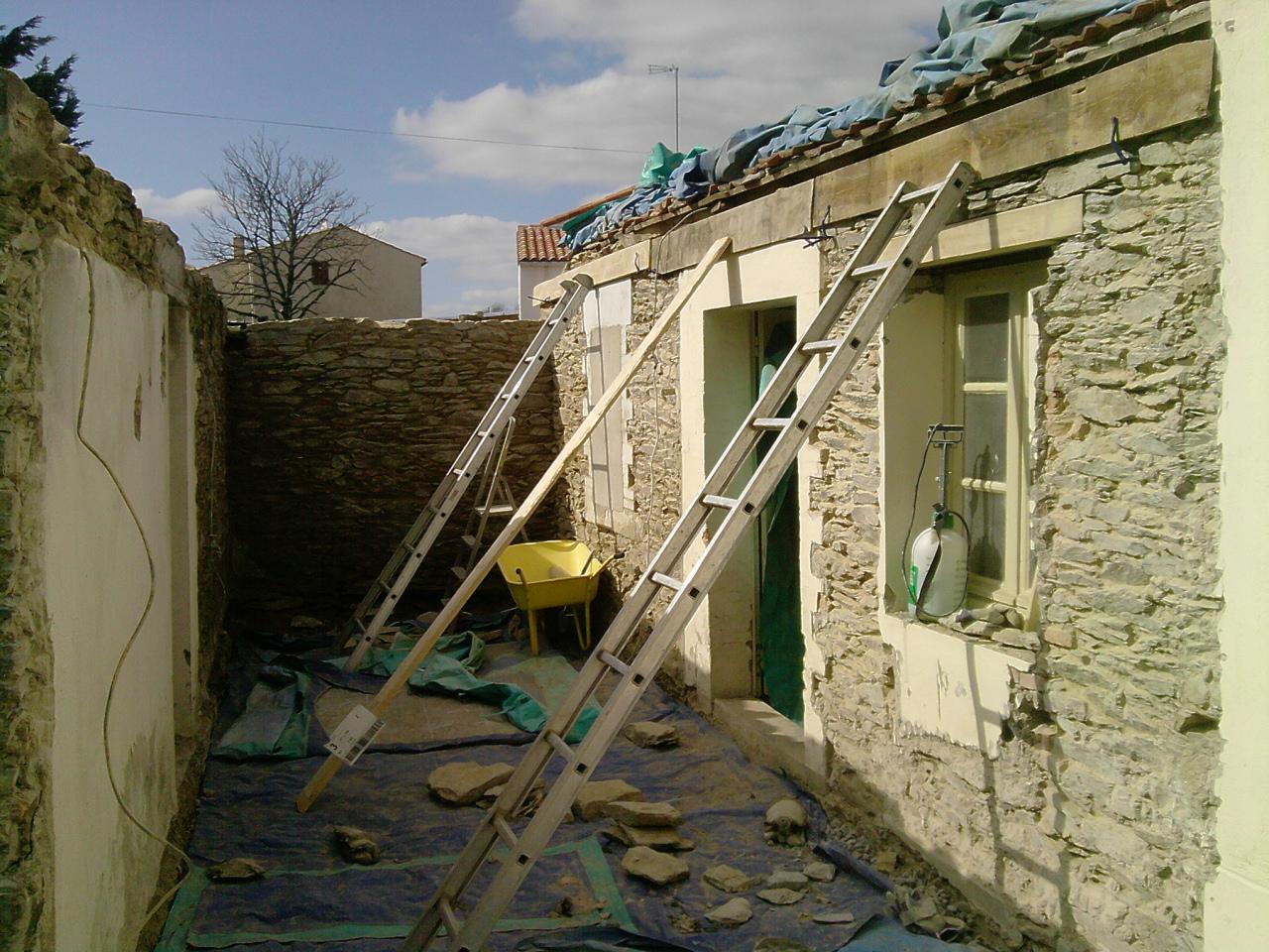 Maison pr vert c 39 est du b ton arm parfois - Maison en beton arme ...