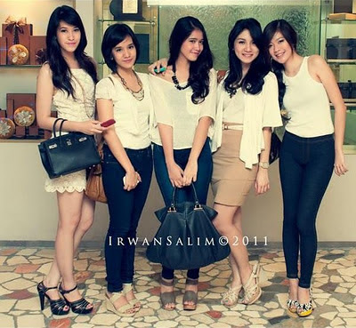 Princess Girlband Indonesia