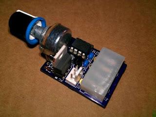Controlador de ventilador