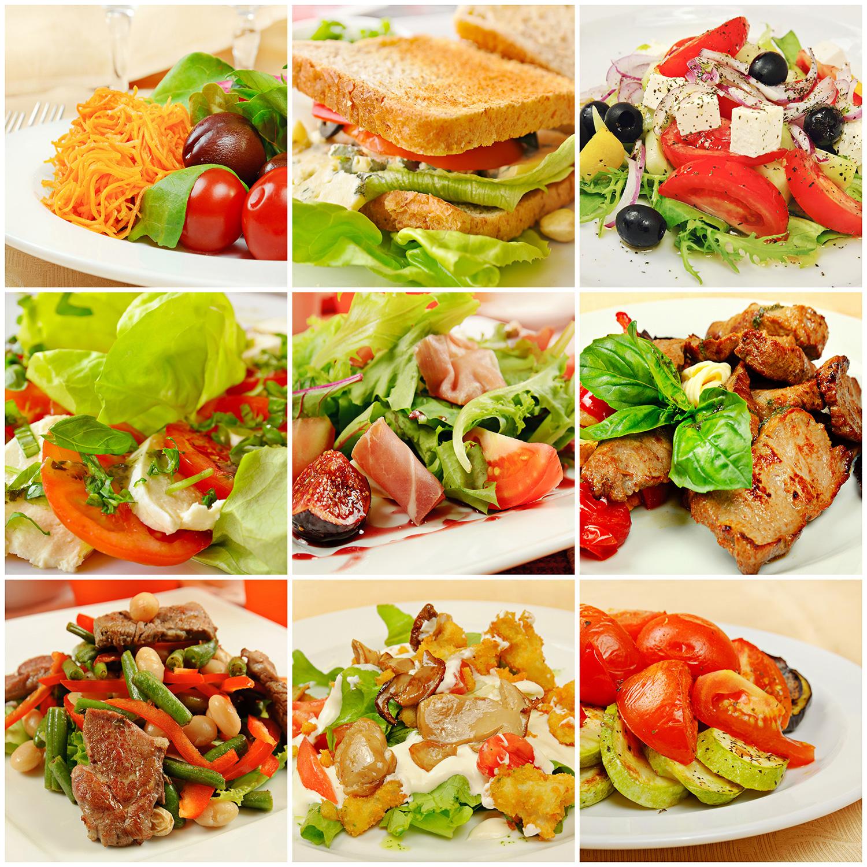 Imágenes de menús