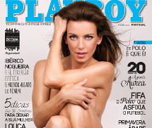 Gatas QB - DJ Poppy Playboy Portugal Abril 2013