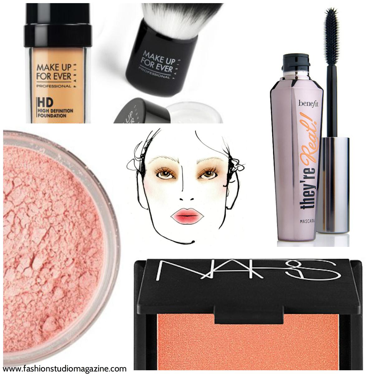 fashion studio magazine: makeup tips