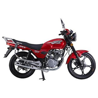 150cc street motorbike model