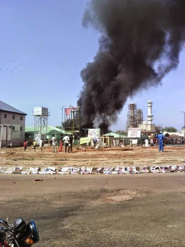 gombe bus station attack