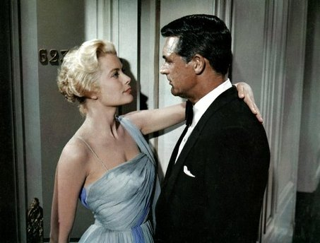 grace kelly dress to catch a thief. the film To Catch a Thief
