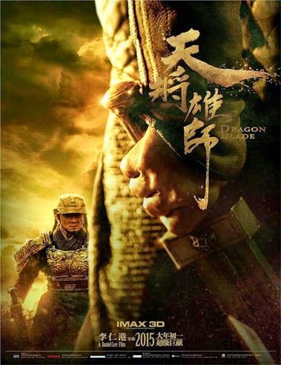 Ver Dragon Blade (Tian jiang xiong shi) (2015) Online
