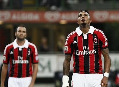 Milan-Atalanta 0-1 highlights