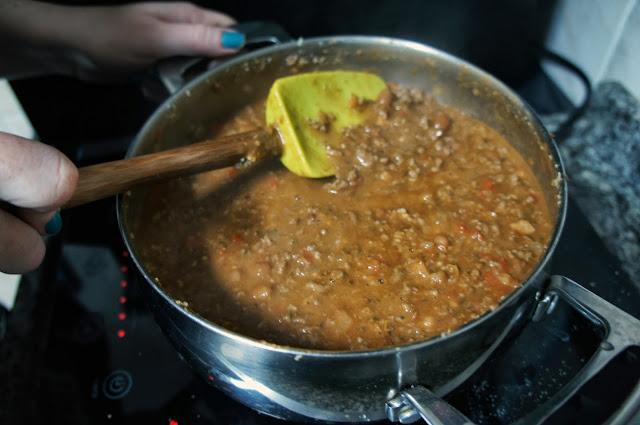 Como fazer um apimentado chilli beans