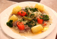 The classic Irish Lamb Stew is still a favorite all over the world