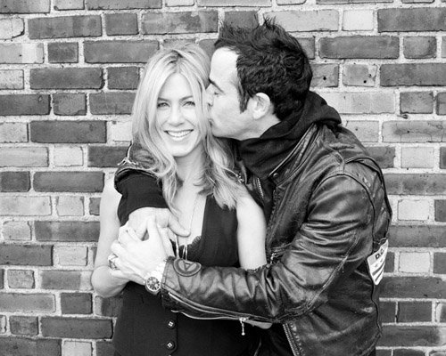 Terry Richardson Shoots Jennifer Aniston And Justin Theroux!