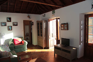 Traditional Canarian house to rent garafia La Palma