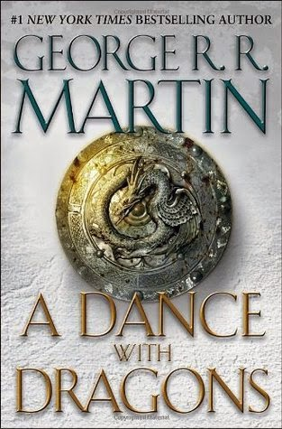 A Dance with Dragons by GRR Martin