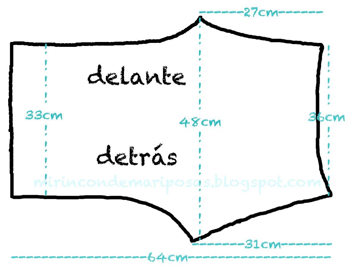 mi rincón de mariposas: Pantalón para el peque
