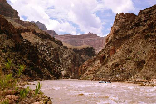 Colorado River Grand Canyon Arizona