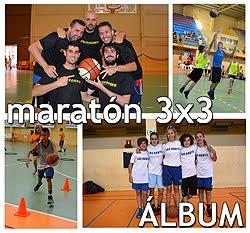 Maratón Baloncesto 3x3