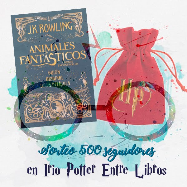 Sorteo Blog Irio Potter