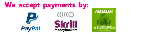 Buy Facebook Likes PayPal Neteller Skrill