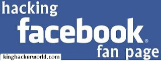 Facebook fan page hacking