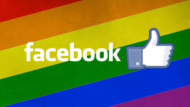 Usuários do Facebook que usaram o filtro arco-íris na foto do perfil serão rastreados
