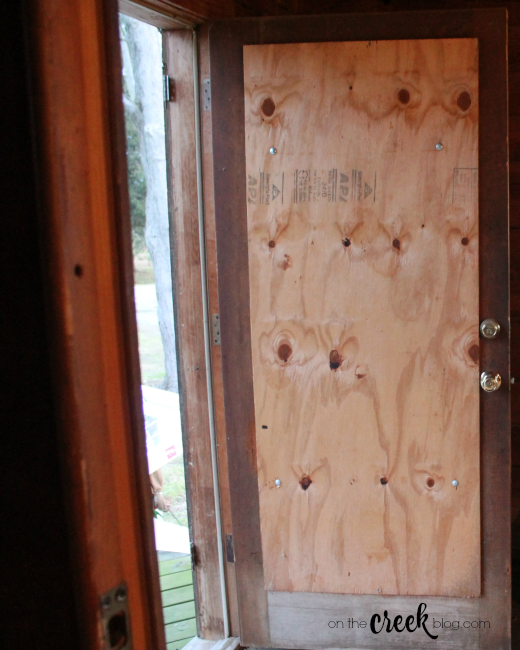 expensive wood door