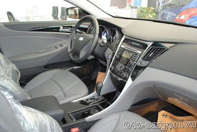 Xe Hyundai Sonata 2012 21