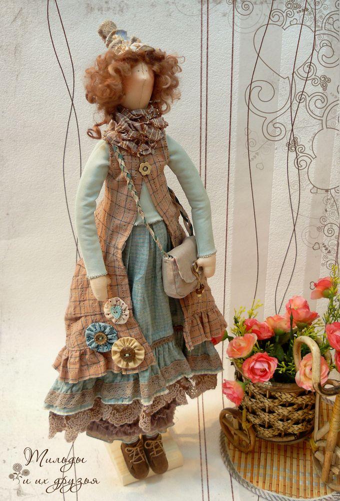Выкройки кукол тильда в стиле бохо