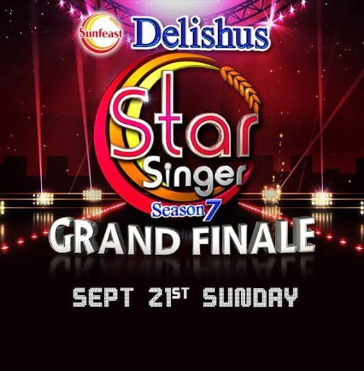 Winners of Star Singer Season7 Grand Finale is on 21 September 2014 On Asianet