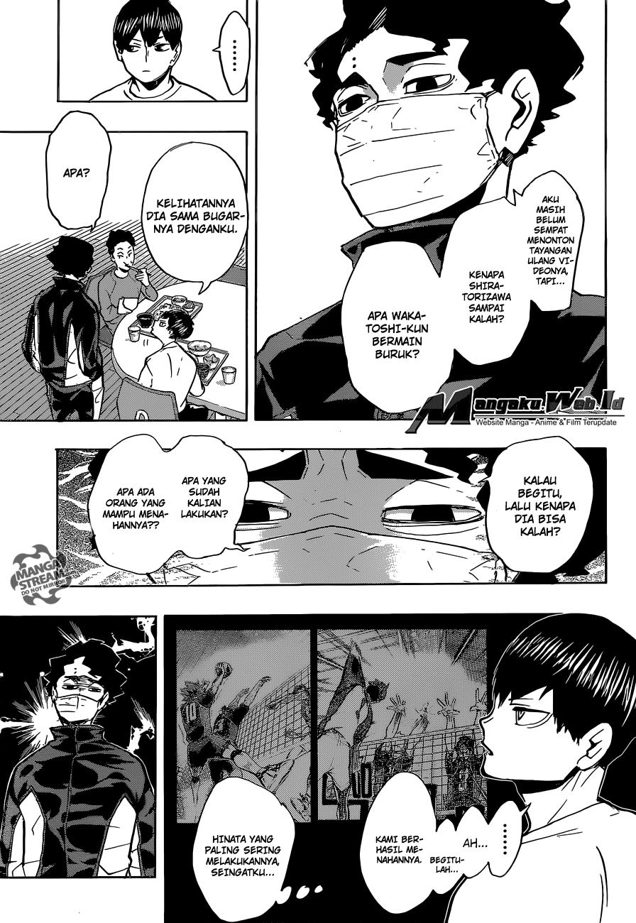 Haikyuu!! Chapter 215-3