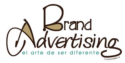 Logo Brand Advertising publicidad
