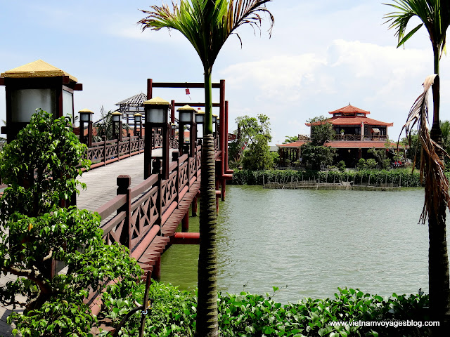 Sunrise resort Hoian - May 2013