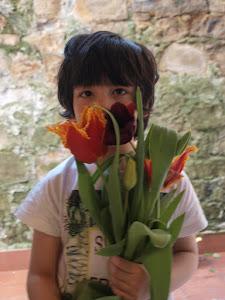 Talleres de Jardinería ecológica y Plástica en el jardín de la Asociación Mujeres del Mundo