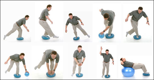 Hawkes Physiotherapy Blog: Proprioception