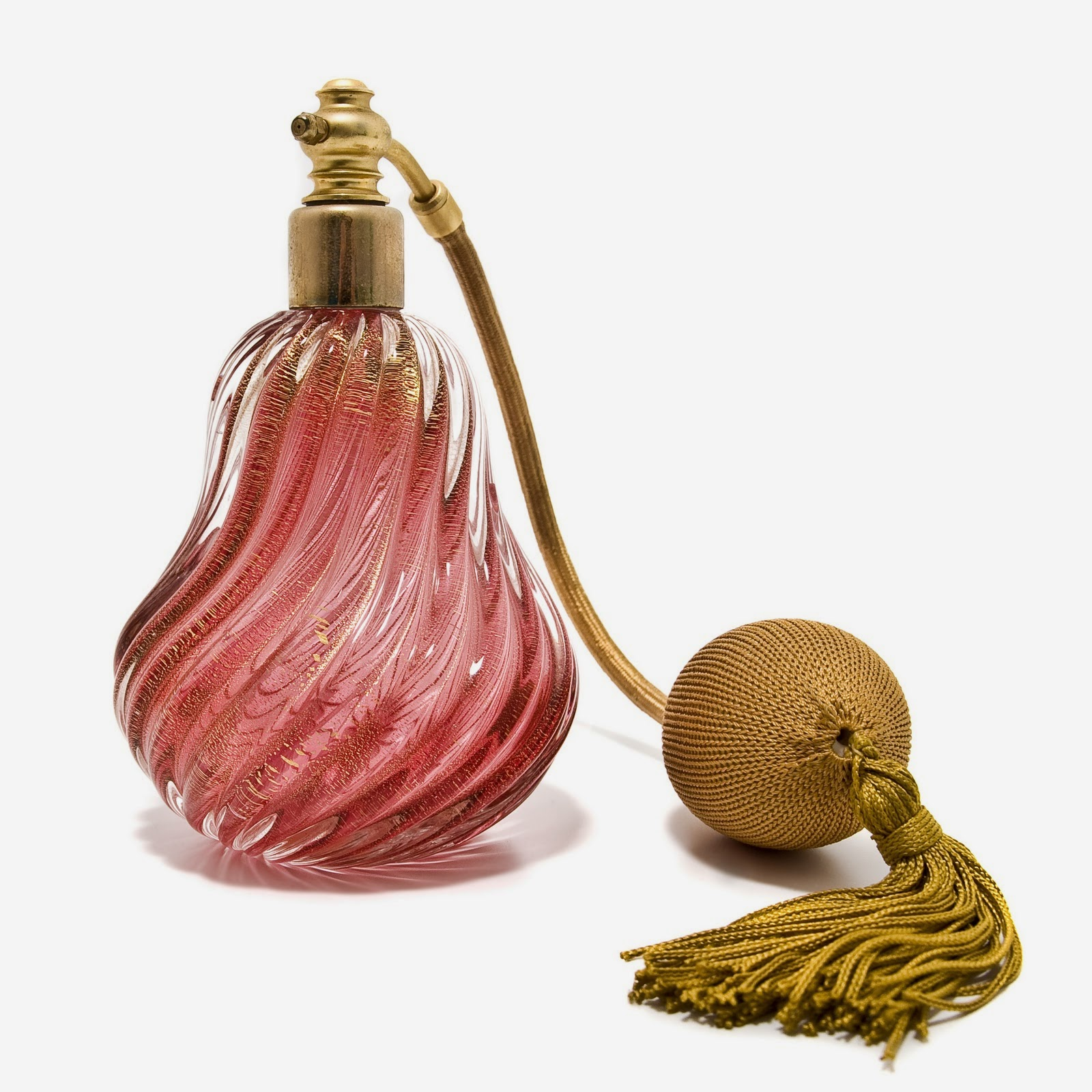 VINTAGE FRAGRANCE BOTTLE