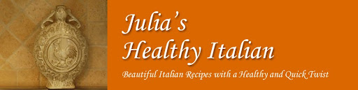 Julia's Healthy Italian Cooking