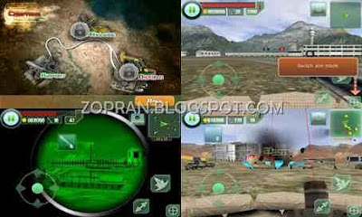 game android the last defender hd