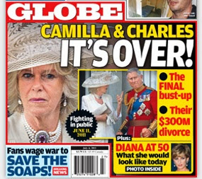 Princess Diana and Prince Charles Divorce