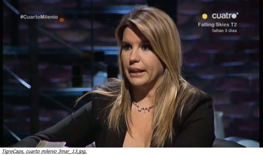 El Baúl de las Famosas: Carmen Porter \'\'cuarto milenio\'\' 3/03