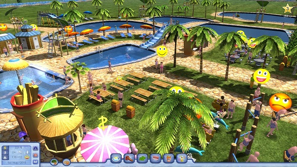 Waterpark Tycoon Tinyiso Ova Games